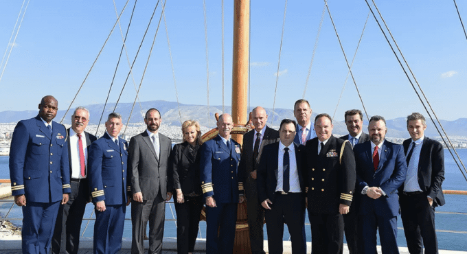 Amver awards recognise efforts in search and rescue missions at sea