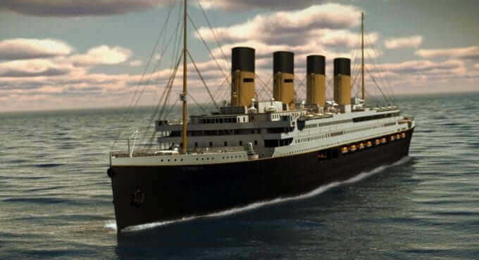 V.Ships Leisure joins roster of partners for Blue Star Lines' Titanic II project