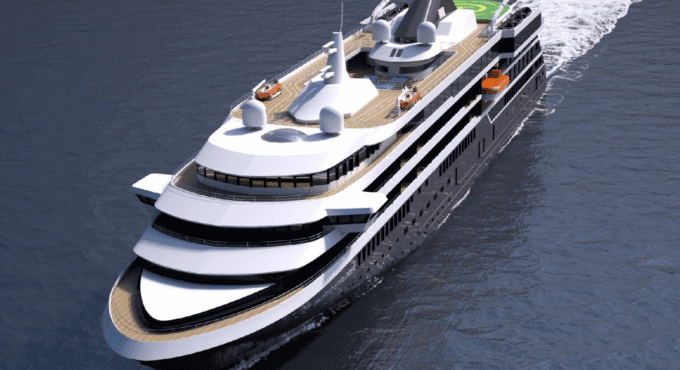 V.Ships Leisure teams up with Mystic Cruises to provide crew services for the first expedition vessel, World Explorer