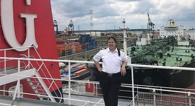 2019 IMO Day of the Seafarer: An interview with Captain Maria Kristina B. Javellana