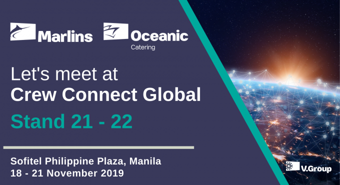 Meet us at Crew Connect Global 2019!