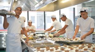 Oceanic Catering certified with ISO 14001:2015 Environmental Management System