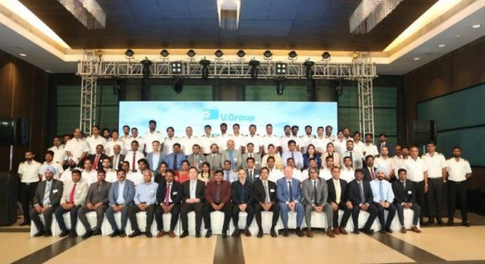 """""""Sailing into 2020"""" seminar: V.Ships talks High Quality, Consistent Ship Management for the Indian Market"""