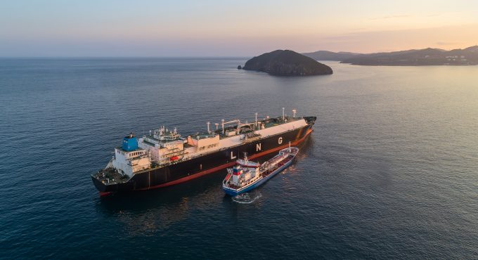 LNG Ship Management