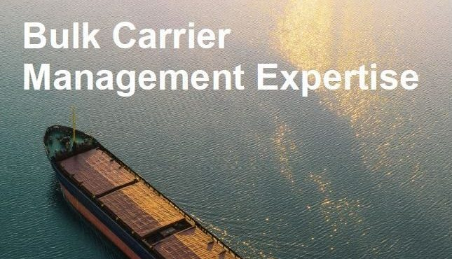 Bulk Carrier Management Expertise