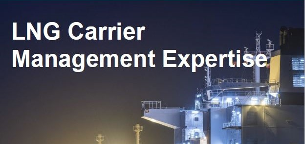 LNG Carrier Management Expertise Brochure