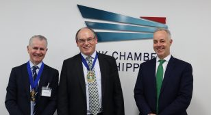Graham Westgarth elected Vice-President of UK Chamber of Shipping as their new strategic plan is published