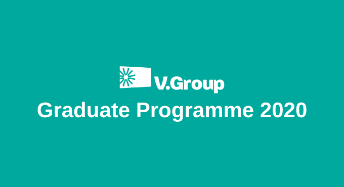 V.Group graduate talks about their experiences