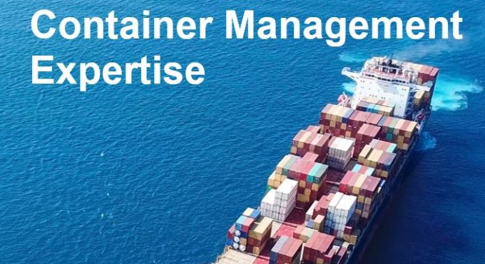 Container Management Expertise Brochure