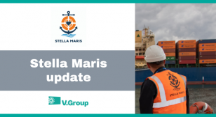 Seafarer wellbeing remains V.Group's key concern as charity Stella Maris continues global support