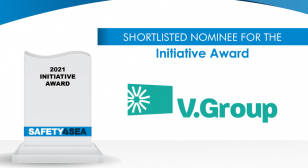 V.Group shortlisted for SAFETY4SEA Initiative Award 2021